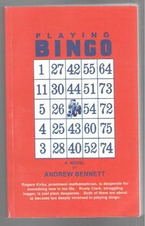 Playing Bingo: Bennett, Andrew