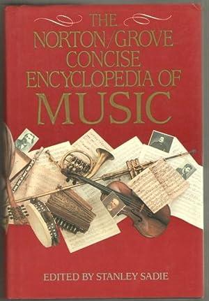 The Norton / Grove Concise Encyclopedia of: Sadie, Stanley (editor)