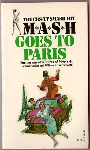 MASH Goes to Paris: Hooker, Richard &