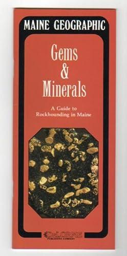 Gems & Minerals: A Guide to Rockhounding: Perham, Jane C.