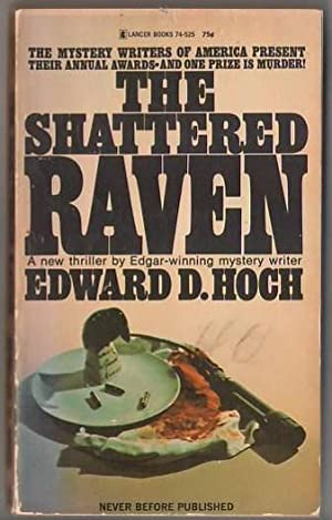 Edward Hoch The Shattered Raven Abebooks