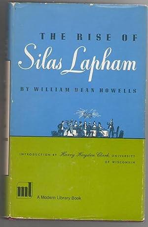 The Rise of Silas Lapham: Howells, William Dean