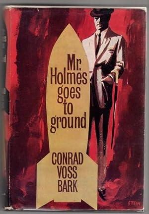 Mr. Holmes Goes to Ground: Bark, Conrad Voss