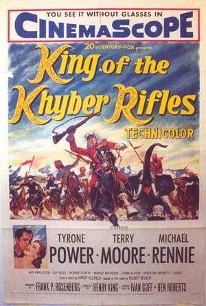 King of the Khyber Rifles: Mundy, Talbot