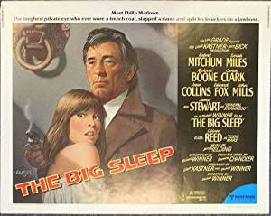 The Big Sleep: Chandler, Raymond \ Original Cinema Poster