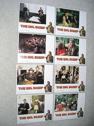 The Big Sleep: Chandler, Raymond \ Original Cinema Lobby Card Set