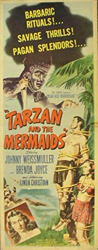 Tarzan and the Mermaids: Burroughs, Edgar Rice