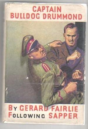 Captain Bulldog Drummond: Fairlie, Gerard