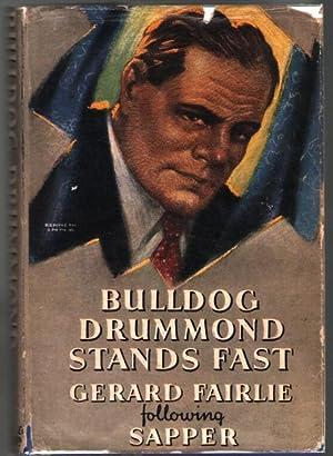 Bulldog Drummond Stands Fast: Fairlie, Gerard