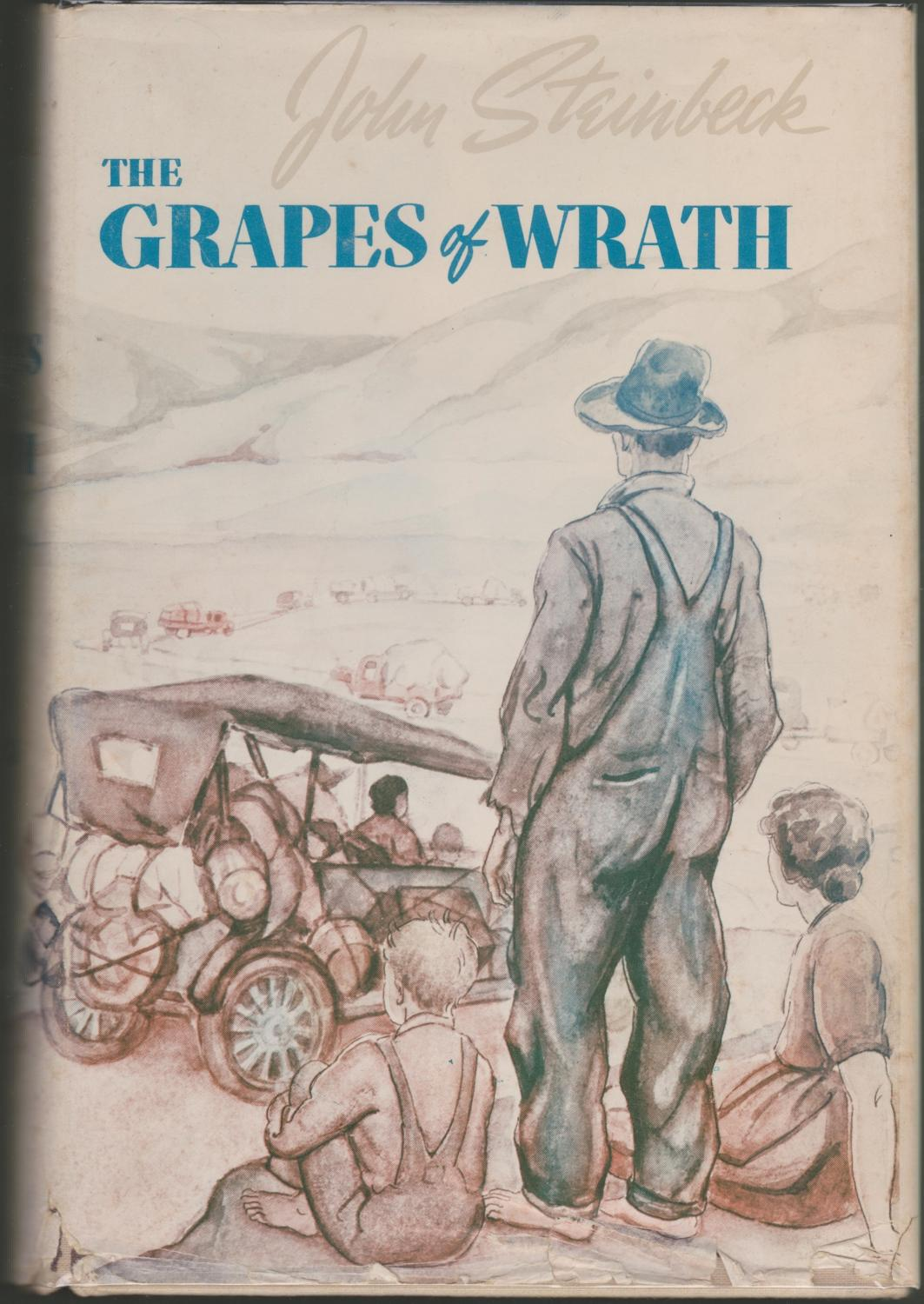 "grapes of wrath book and film comparison essay Grapes of wrath by john steinbeck synopsis or overview of the book: ""grapes of wrath,"" is one of the realistic novels in american literature which is written by john steinbeck in the year 1939."