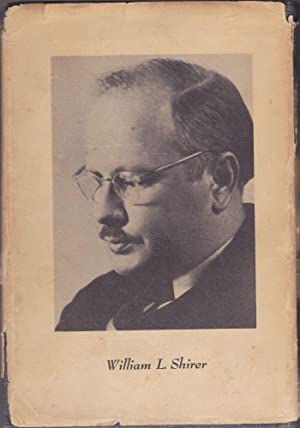 Berlin Diary, the Journal of a Foreign Correspondent 1934-1941: Shirer, William L.
