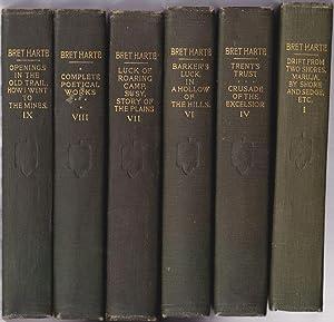 The Works of Bret Harte Argonaut Edition: Harte, Bret