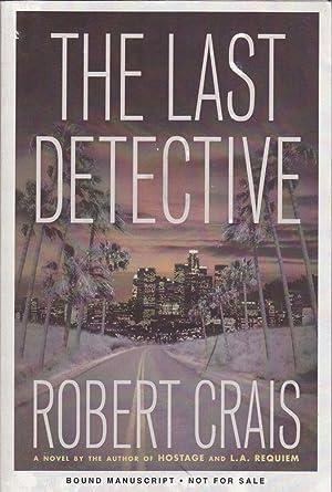 The Last Detective: Crais, Robert