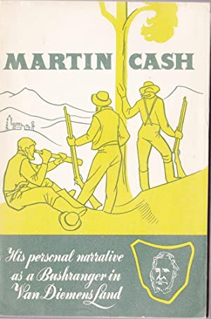 Martin Cash His Personal Narrative: Cash, Martin