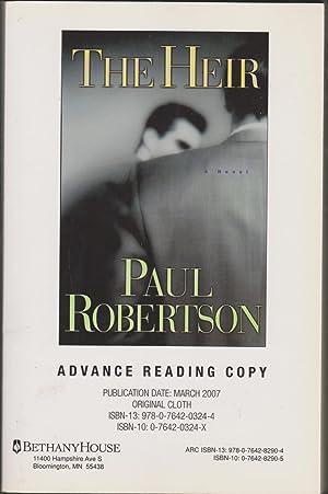 The Heir: Robertson, Paul