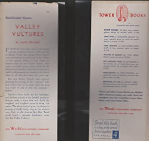 Valley Vultures: Brand, Max