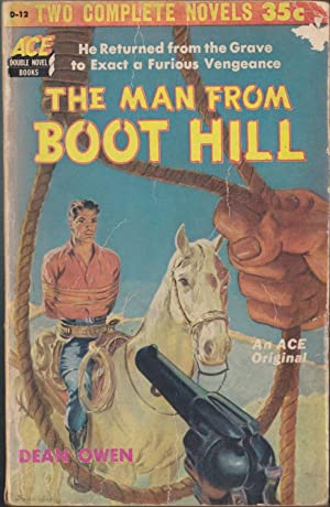 The Man From Boot Hill / Wild Horse Range