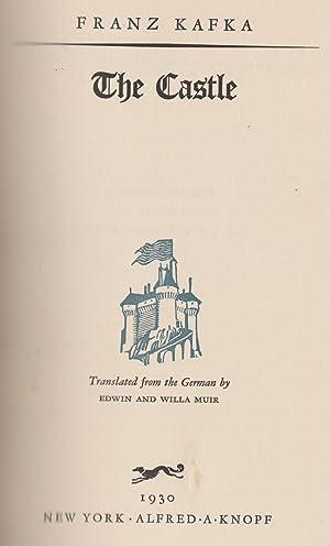 The Castle: Kafka, Franz