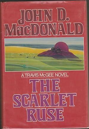 The Scarlet Ruse: MacDonald, John D.