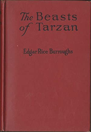 The Beasts of Tarzan: Burroughs, Edgar Rice