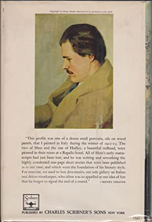 A Moveable Feast: Sketches of the Author's Life in Paris in the Twenties: Hemingway, Ernest