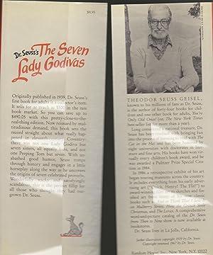 The Seven Lady Godivas: The True Facts Concerning History's Barest Family: Seuss, Dr