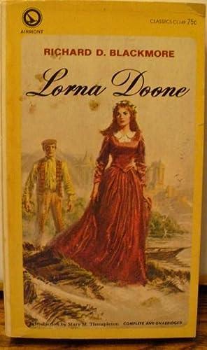Lorna Doone: Blackmore, Richard D.