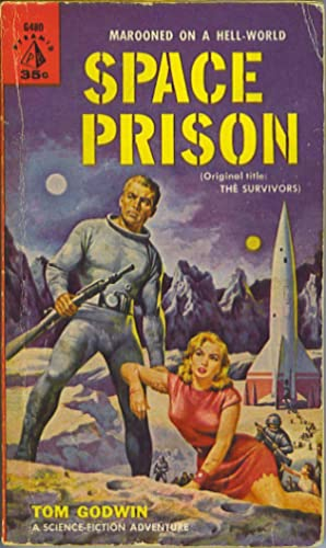 Space Prison: Godwin, Tom