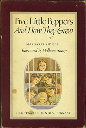 Five Little Peppers & How They Grew: Sidney, Margaret