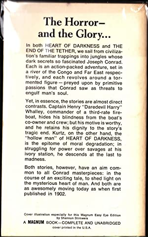 Heart of Darkness & The End of the Tether: Conrad, Joseph
