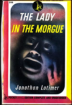 The Lady In the Morgue: Latimer, Jonathan