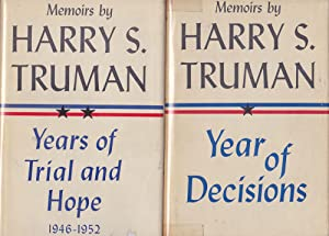 Memoirs Volume 1 (Year of Decisions) and: Truman, Harry S.