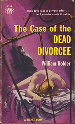The Case Of The Dead Divorcee