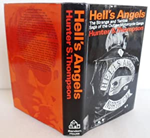 Hunter S  Thompson - Hell s Angels - 1960-1969 - Hardcover - First