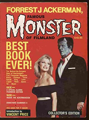 Famous Monster of Filmland - Collector's Edition: Ackerman, Forrest J.;