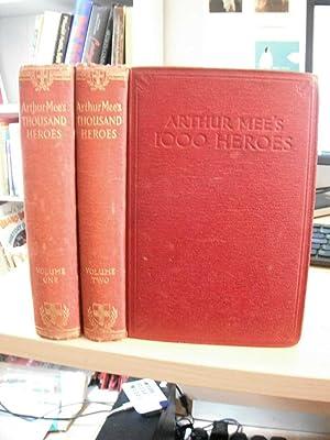 Arthur Mee's 1000 Heroes. Immortal Men &: Mee, Arthur