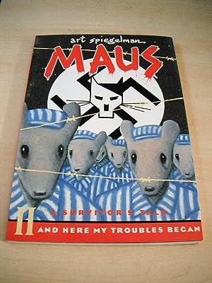 Maus. A Survivor's Tale. Part II (2,: Spiegelman, Art