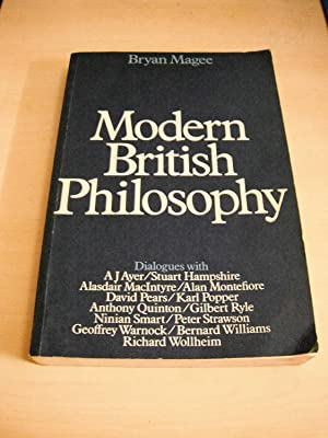 Modern British Philosophy: Magee, Bryan