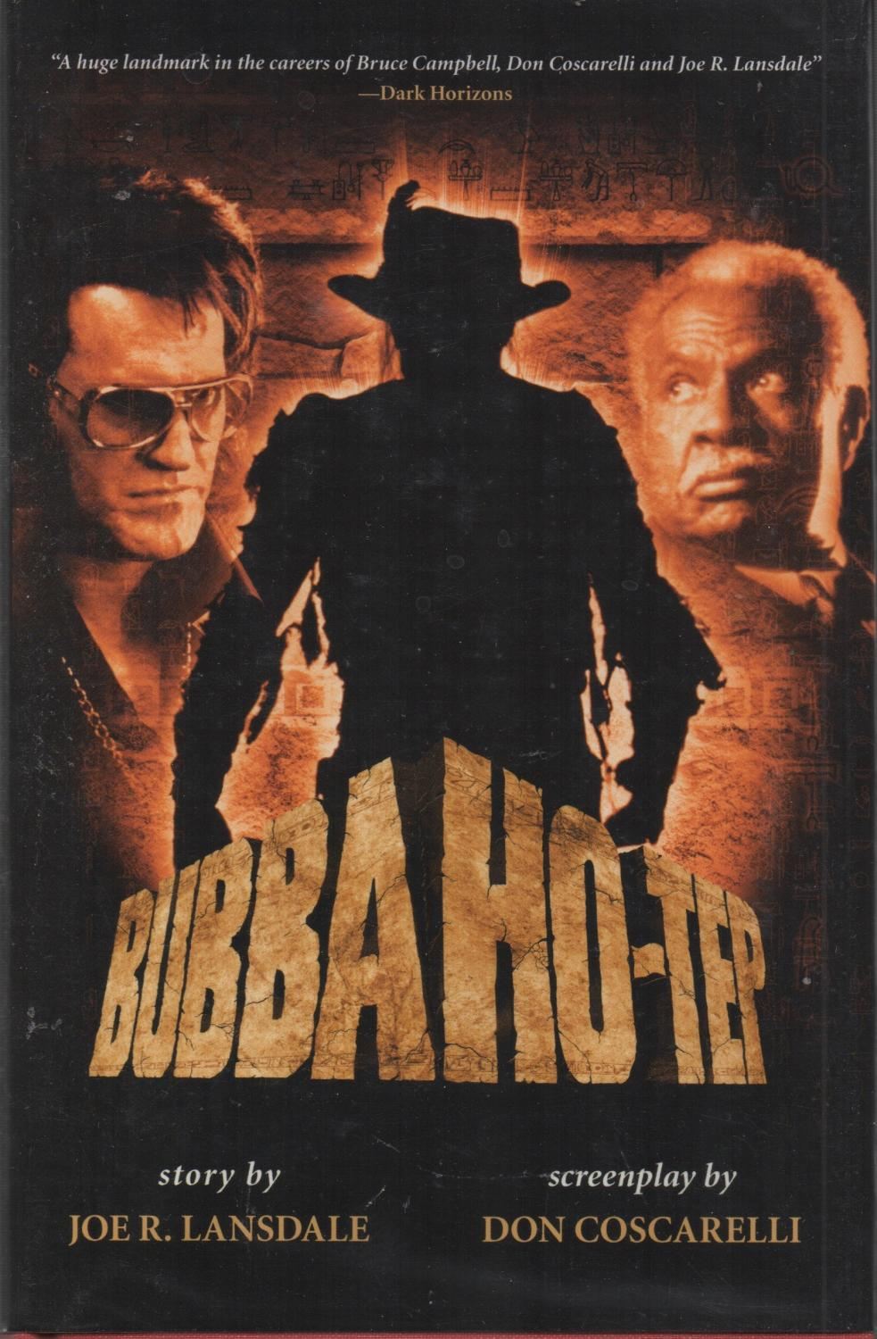 Bubba Ho-Tep SIGNED limited edition Joe R. Lansdale / Don Coscarelli