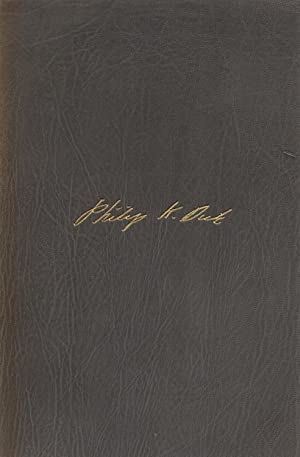 Ubik The Screenplay SIGNED Limited Edition: Philip K. Dick