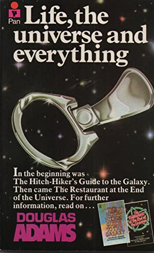 Life, the universe and everything - True First Edition: Douglas Adams