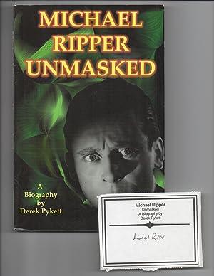 Michael Ripper Unmasked: Derek Pykett