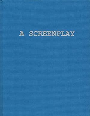 A Screen Play (Good Omens) SIGNED: Neil Gaiman