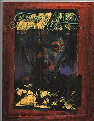 Fiddler's Green : A Sandman Convention Program Book SIGNED: Neil Gaiman)