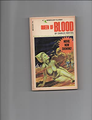 Queen of Blood SIGNED: Charles Nuetzel