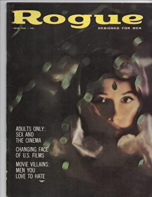 Rogue March 1961 : Designed for Men: Ellison, Bloch, Bester, Nolan, Reynolds)