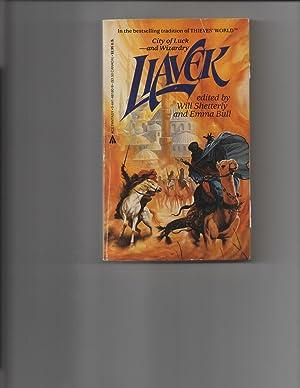 Liavek 1 SIGNED by 7 Authors: Will Shetterly / Emma Bull (ed)