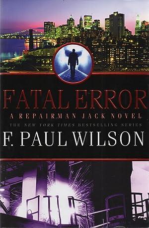 Fatal Error: F. Paul Wilson