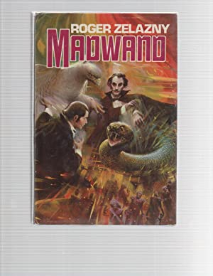 Madwand SIGNED: Roger Zelazny