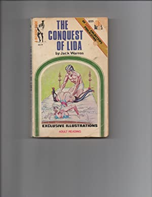 The Conquest of Lida: Jack Warren / Bill Ward Illustrations
